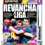 Mundo Deportivo: Rivincita nella Liga