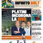 Gazzetta dello Sport: Platini incorona l'Avvocato