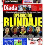 El Mundo Deportivo: Operazione blindare