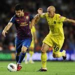 Calciomercato Napoli, Borja Valero: l'ag. smentisce i contatti con il club di De Laurentiis