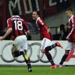 Serie A, Milan-Catania 4-2: poker dei rossoneri che rispondono alla Fiorentina
