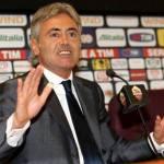 Calciomercato Roma: Baldini sul caso DiBenedetto e sul mercato di gennaio