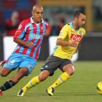 Calciomercato Napoli, Mascara: tornerei volentieri al Catania