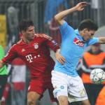 Calciomercato Napoli, Fernandez: per Graziani è stato bocciato defintivamente da Mazzarri
