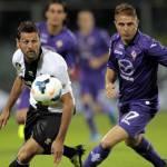 Serie A, Fiorentina-Parma 2-2: l'ex Gobbi rovina la rimonta dei viola – Video