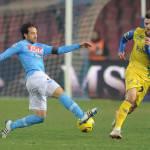 Calciomercato Napoli, Grava: vorrei giocare un altro anno in azzurro