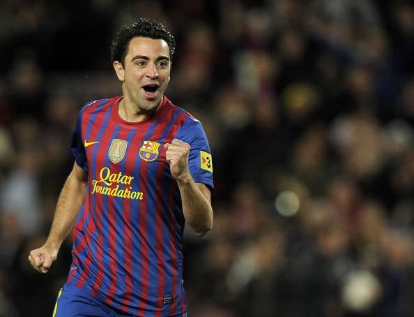 141631160 Barcellona Milan, Xavi ci sarà nella sfida del Camp Nou