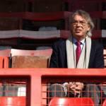 """Inter, Moratti prepara il nuovo stadio: gioiellino da 250 milioni di euro stile """"Emirates Stadium"""""""