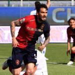 Cagliari-Catania 3-0 e Atalanta-Chievo 1-0, sardi e bergamschi vedono da vicino la salvezza