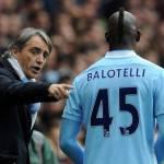 Calciomercato Milan Inter, Balotelli: Mancini lo manda di nuovo in tribuna, rottura definitiva?