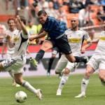 Inter-Cesena 2-1, voti e pagelle dell'incontro di Serie A