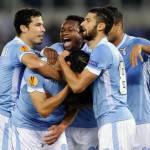 Europa League, Lazio-Apollon 2-1: uno-due di Floccari, succede tutto nel primo tempo