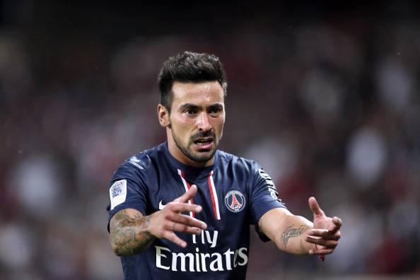 Paris Saint-Germain's Argentine forward