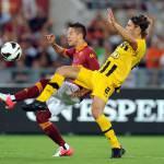 Calciomercato Roma, Nico Lopez: quando tornerò dal Sudamerica parlerò del mio futuro
