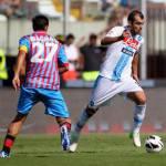 Catania-Napoli 0-0: voti e pagelle dell'incontro di Serie A