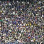 Fiorentina-Juventus sugli spalti:  i tifosi viola inneggiano a Liverpool, bianconeri 'pro' Pacciani
