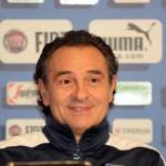 """Nazionale, Prandelli: """"L'Italia giocherà a viso aperto. Balotelli? Le critiche gli fanno bene"""""""