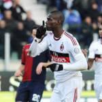 Milan, Crudeli show: ecco come esulta al gol di Balotelli contro il Cagliari – Video