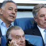 Calciomercato Roma, Pallotta: Zeman? La conferma dipenderà dai risultati. Stadio? Sarà simile al Colosseo
