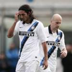 Calciomercato Inter, Mazzarri decide: Schelotto e Silvestre inutili! Per loro niente ritiro