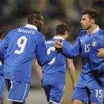 Malta-Italia 0-2: Balotelli ne fa due e il Brasile si avvicina
