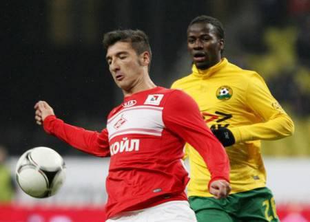 FC Spartak Moscow v FC Kuban Krasnodar - Premier League
