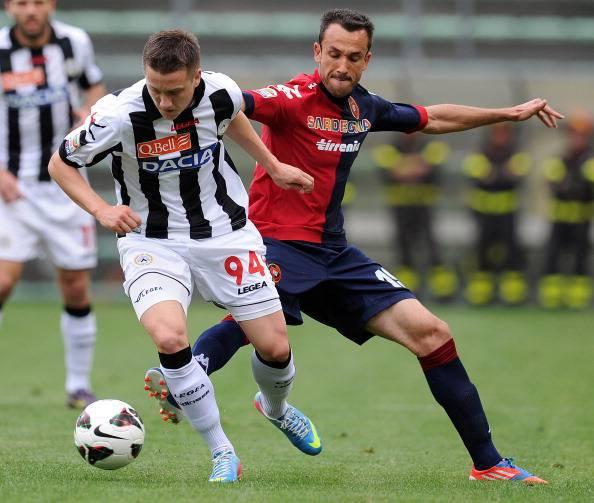 Cagliari Calcio v Udinese Calcio - Serie A