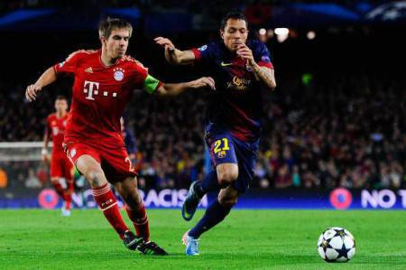 Barcelona v FC Bayern Muenchen - UEFA Champions League Semi Final: Second Leg