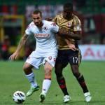 Calciomercato Roma, l'addio polemico di Osvaldo, piace a Tottenham e Atletico Madrid