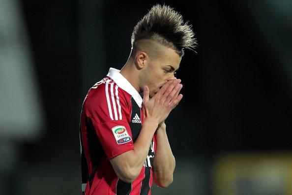 AC Siena v AC Milan - Serie A
