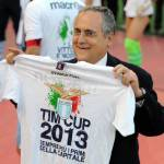 Lazio, Lotito torna sulla Supercoppa: Accetto le decisioni, ma spero non ci sia un danno economico!