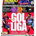 Mundo Deportivo: Gol alla Liga