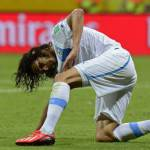 Calciomercato Napoli, striscioni contro Cavani, i tifosi hanno ripudiato il Matador