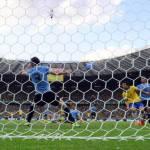 Video – Brasile-Uruguay: i gol di Fred, Cavani e Paulinho
