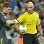 Confederations Cup, Casillas elogia l'Italia: hanno giocato alla pari contro la Spagna