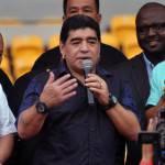 Maradona punge il Brasile: In campo neutro non avrebbe mai vinto…