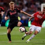 Calciomercato Roma, un nome nuovo per i giallorossi: piace Fischer