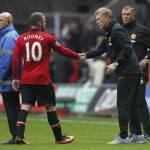 Manchester United – Chelsea: Moyes pronto a schierare Rooney che è nel mirino di Mourinho