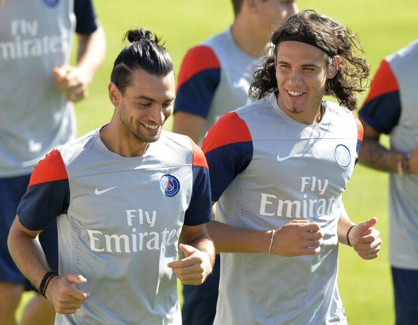 FBL-FRA-LIGUE1-PSG-TRAINING