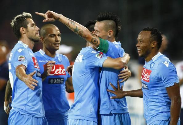 177648507 Video – Serie A, Napoli Bologna 3 0: ecco il tris firmato da Callejon e Hamsik