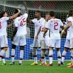 Champions League, Milan-PSV 3-0: Super Mario e doppio Boa, Allegri e il mercato sono salvi