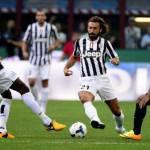 Juventus, Pogba sfida in regia Pirlo: ecco il confronto tra i due centrocampisti bianconeri