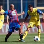Catania-Chievo 2-0, voti e pagelle della Gazzetta dello Sport: grinta Almiron