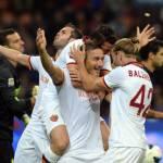 Inter-Roma, 0-3: delirio giallorosso! Doppio Totti e Florenzi distruggono l'Inter