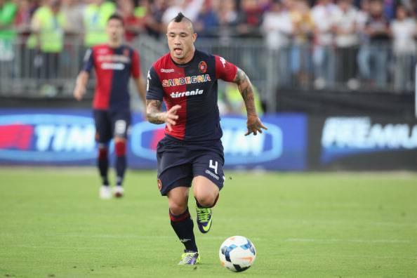 Cagliari Calcio v Calcio Catania - Serie A