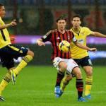 Milan, buone notizie dalle Nazionali: Abate gol, Montolivo e Balotelli in ripresa