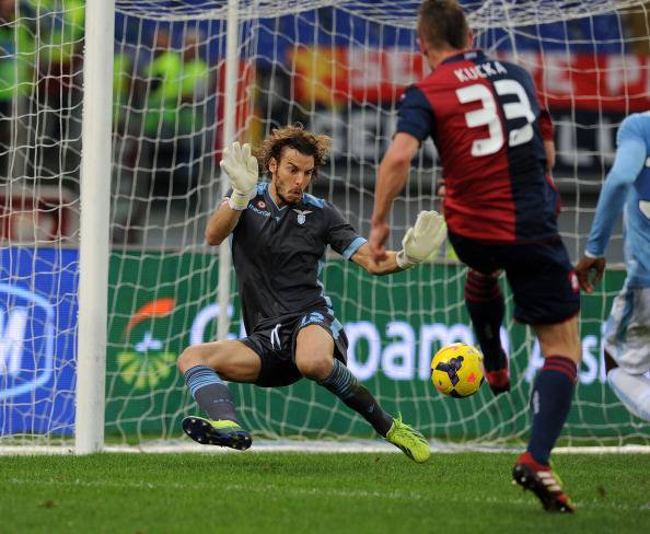 SS Lazio v Genoa CFC - Serie A