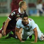 Calciomercato Roma: Burdisso e Borriello verso l'Inghilterra per fare cassa