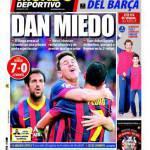 El Mundo Deportivo: Sono spaventosi