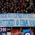 Bologna deferito per lo striscione choc contro Pessotto